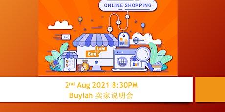 Online Ecommerce Buylah entradas