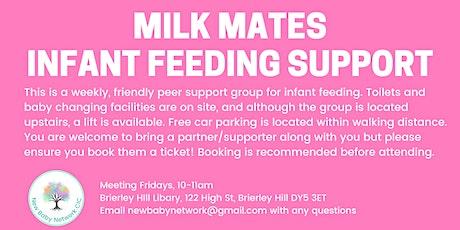 Milk Mates Infant Feeding Support - Brierley Hill tickets
