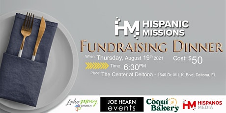 Hispanic Missions Fundraising Dinner tickets