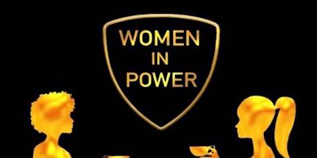 Women in Power , The unforgettable night tickets