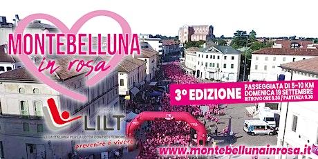 Montebelluna in Rosa 2021 biglietti