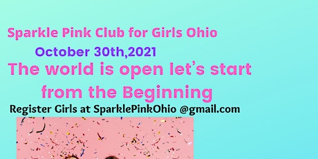 Sparkle Pink Ohio Conference tickets