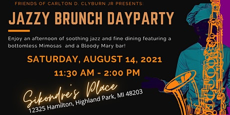Jazzy Brunch Day Party tickets