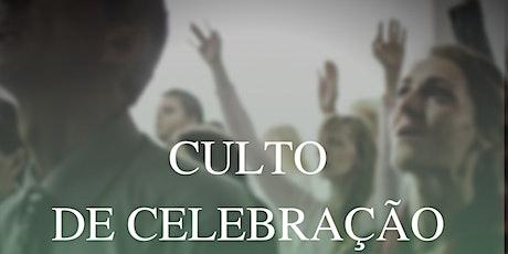 Culto de Celebração (Noite) ingressos