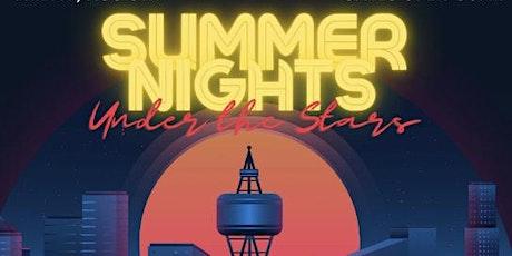 "Black Legacy Partners, LLC Presents..."" A Summer Night Under The Stars"" tickets"