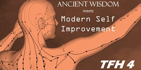 KINESIOLOGY - TOUCH FOR HEALTH 4 - LIVE ONLINE TRAINING tickets