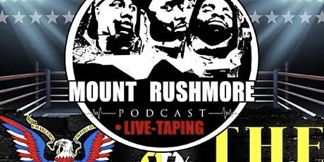 MOUNT RUSHMORE PODCAST LIVE TAPING DIPSET VS LOX tickets