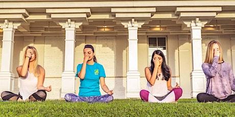 Introduction to Online Sahaj Samadhi Meditation  and Silence Retreat tickets