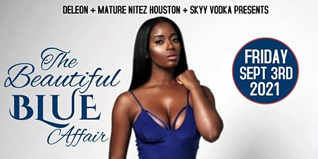 The BEAUTIFUL BLUE Affair tickets