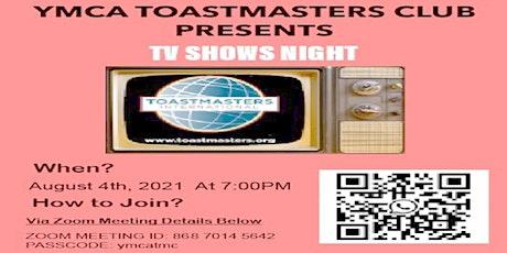 YMCA Toastmasters Club Singapore International tickets