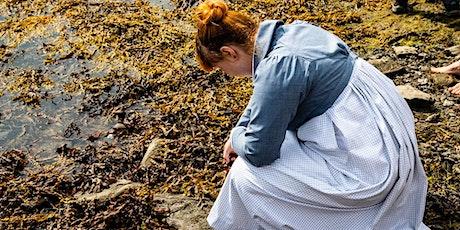She gathered seaweeds on the seashore tickets
