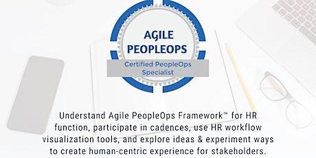 APF Certified PeopleOps Specialist™ (APF CPS™) | Oct 12-13, 2021 tickets