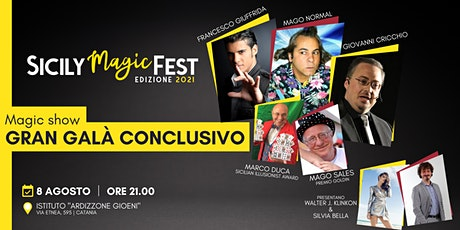 Gran galà conclusivo del Sicily Magic Fest biglietti