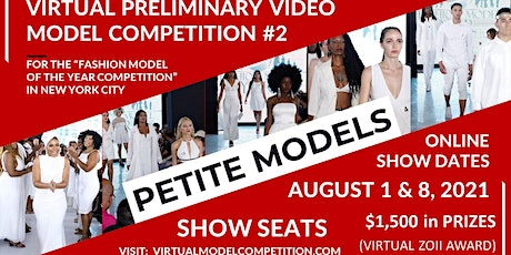 (PETITE FEMALE) CATEGORY FIRST ROUND SHOW tickets