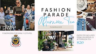 Fashion Parade Fundraiser tickets