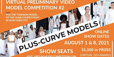 (PLUS-CURVE FEMALE) CATEGORY FIRST ROUND SHOW tickets