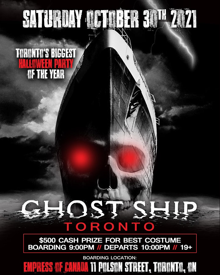 GHOST SHIP TORONTO image