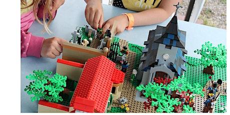 Construction avec des briques - Tom Remy billets