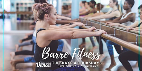 Barre Fitness Live & On Demand tickets