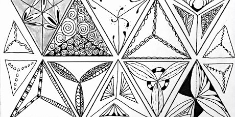 Zentangle Mindful Drawing tickets