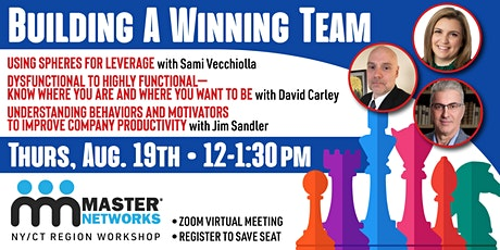 Leverage:  If Your Business is Growing - YOU NEED A TEAM! tickets