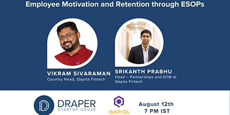 Employee Motivation and Retention through ESOPs tickets