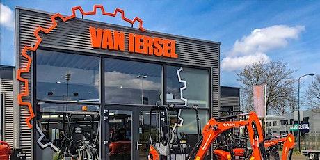 Bouwen aan je netwerk bij Van Iersel Bouw & Industrie - Let's GROOW tickets