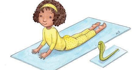 Kids Yoga for Spine strengthening & mindfulness tickets