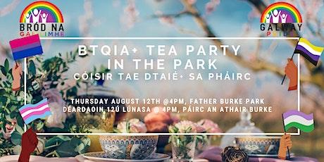 BTQIA+ Tea Party In the Park tickets