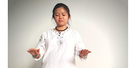 Yoga Nidra (Yogic Sleep) & Reiki Healing tickets
