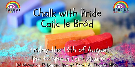 Chalk With Pride tickets