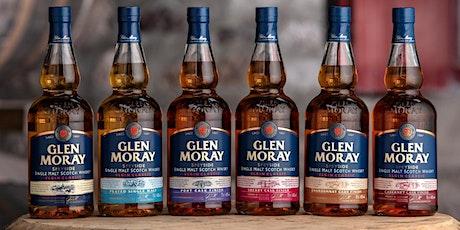 Glen Moray Virtual Tasting with Koray Kaan Ozdemir -US Portfolio Ambassador tickets