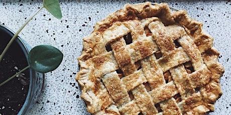 Online Baking Workshop: Spiced Apple Pie From Scratch! tickets