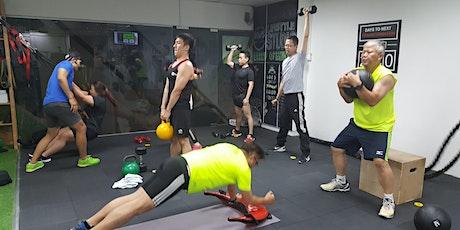 Cardio Strength Fitness tickets