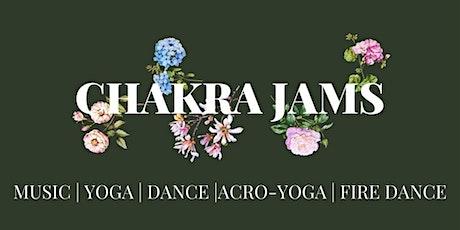 Chakra Jams tickets