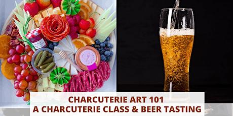 Charcuterie Art 101 - A Charcuterie Class & Beer Pairing tickets