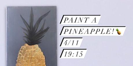 Paint a Pineapple! Leeds, UK tickets