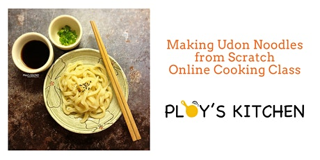 Making Udon Noodles from Scratch Cooking Class tickets