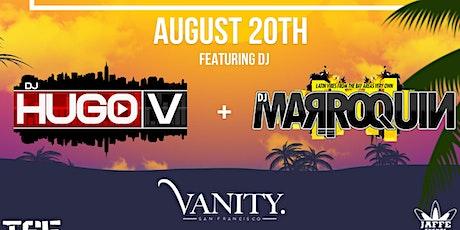 DVNO FRIDAYS at Vanity: Marroquin + HugoV tickets