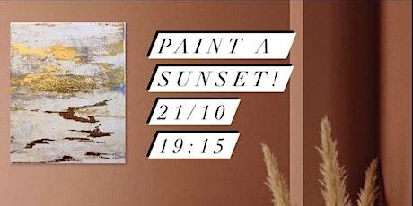 Paint a Golden Sunset!Leeds, UK tickets