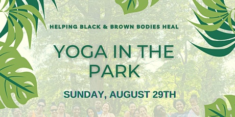 Yoga in the Park: Los Angeles Edition tickets