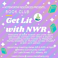Get Lit with NWR Book Club tickets