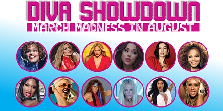 DIVA SHOWDOWN - March Madness in August tickets