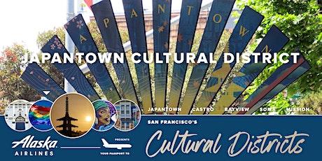 San Francisco's Cultural Districts: Japantown Cultural District tickets