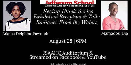 Seeing Black Series: Radiance From the Waters Exhibition Reception tickets
