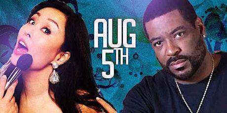 Talent & Esther Ku at the Bronze Kingdom Orlando tickets