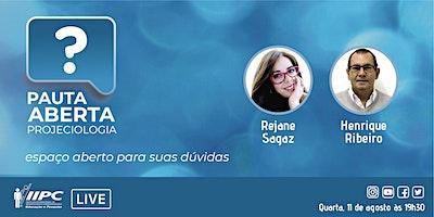 LIVE – Pauta Aberta