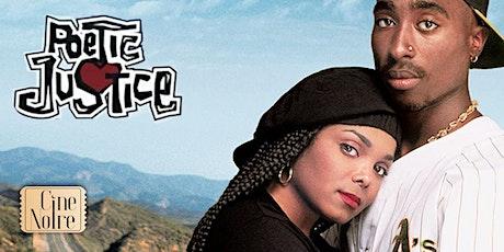 Cine Noire Presents • Poetic Justice • A Jungle Cinema Experience • tickets