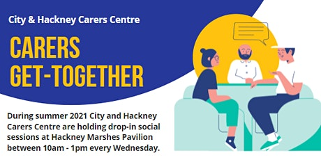 Carers' Get-together: a new, drop-in session for carers in Hackney tickets