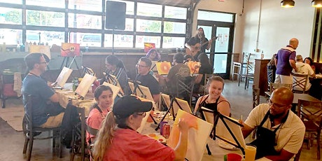 Paint night at Neutral Ground Brewing Co tickets